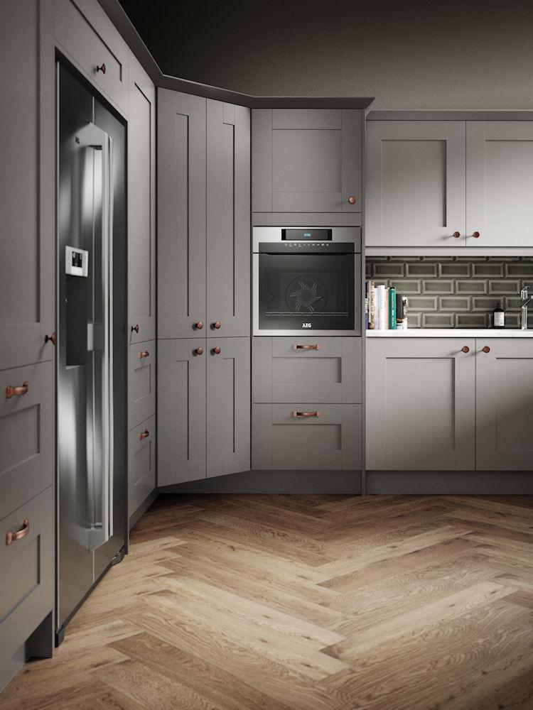 Cranbrook Cobble Grey and Platinum Detail 1