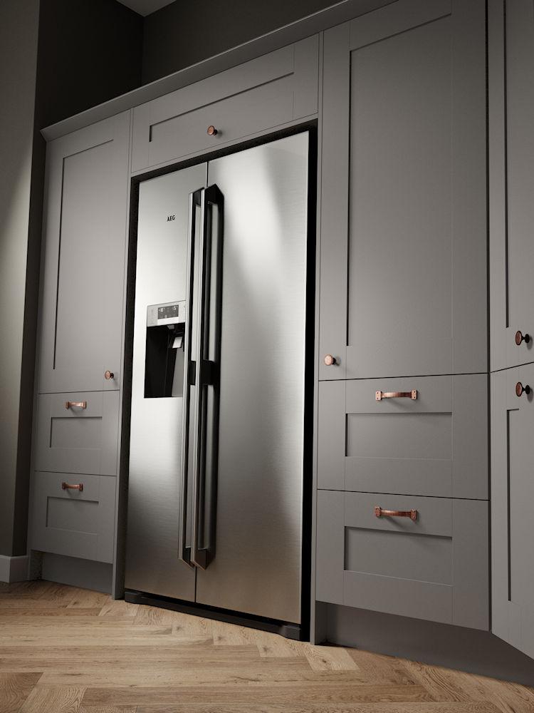 Cranbrook Cobble Grey and Platinum Detail 2