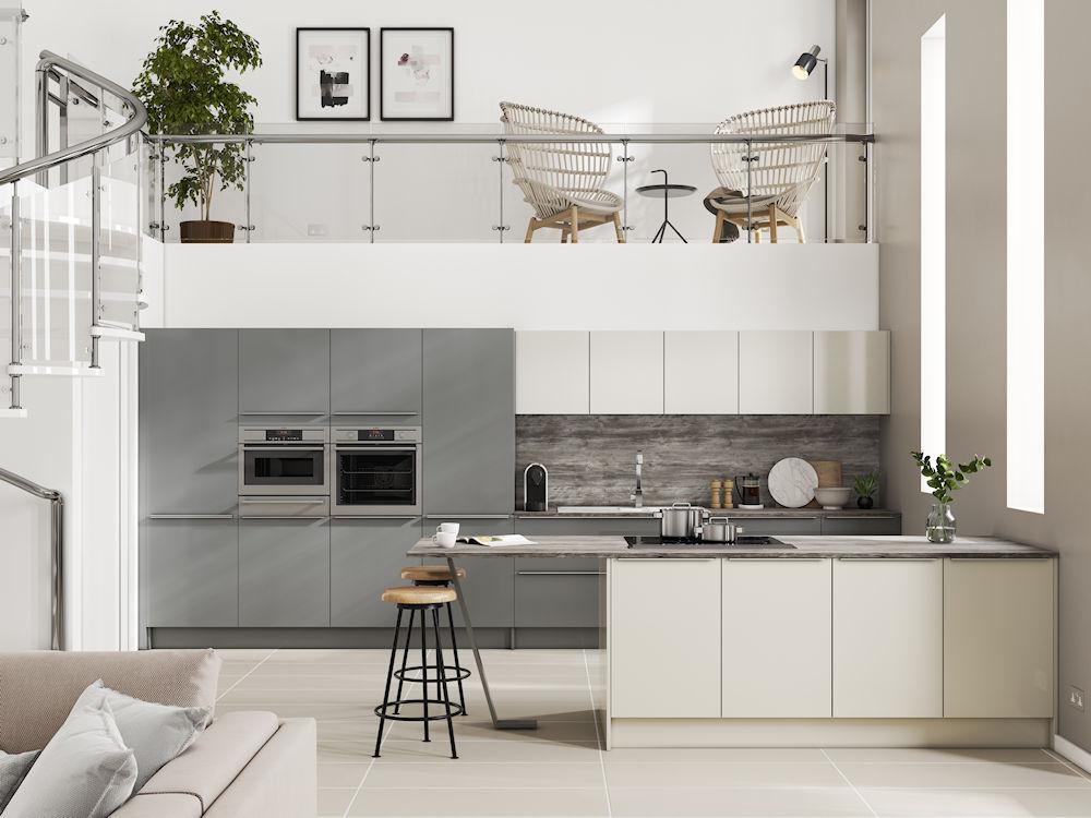 Inline Alta Gloss Dusk Grey & Pearl Grey(Copy)
