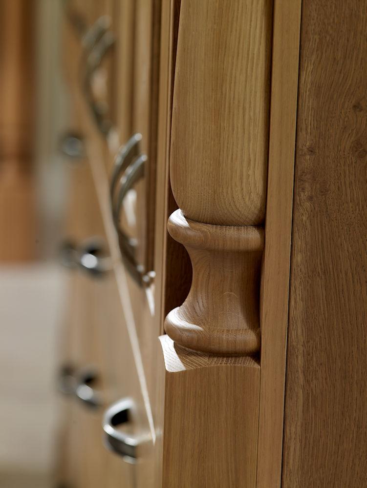 Stamford pilaster detail